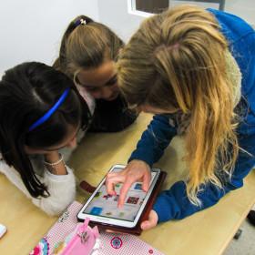 Aprendizaje con nuevas tecnologías