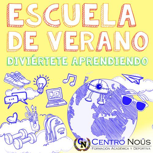 Escuela de Verano Centro Nous 2017